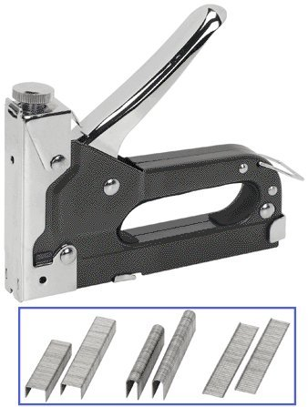 3 way tacker stapler