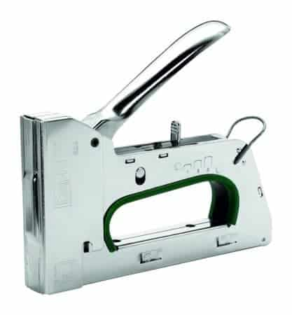 cordless electric staple gun