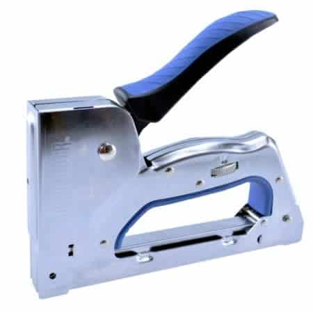 manual upholstery stapler