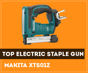 electric staple gun